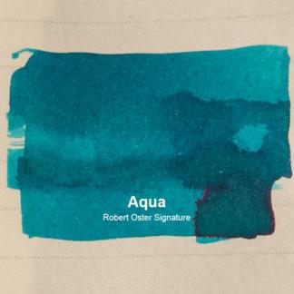 Robert Oster Signature Ink – Aqua