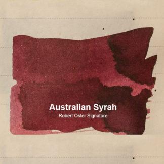 Robert Oster Signature Ink – Australian Syrah