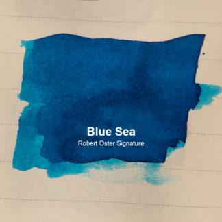 Robert Oster Signature Ink – Blue Sea