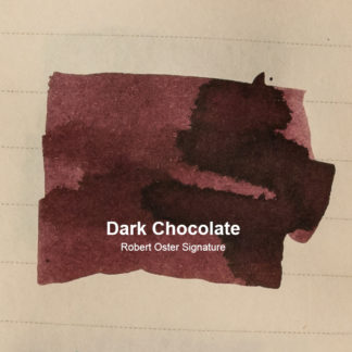 Robert Oster Signature Ink – Dark Chocolate