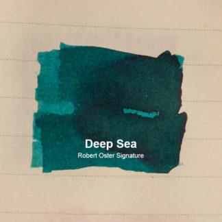 Robert Oster Signature Ink – Deep Sea