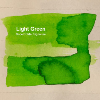 Robert Oster Signature Ink – Light Green