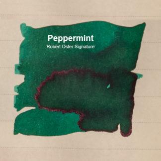 Robert Oster Signature Ink – Peppermint