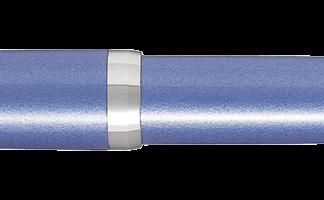 Pilot Metal Falcon Fountain Pen – Light Blue
