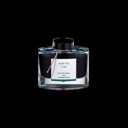 Pilot Iroshizuku Inks (50 ml) – syo-ro (Dew on Pine Tree)