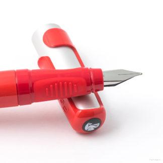 Pelikan Pelikano fountain pen – Red