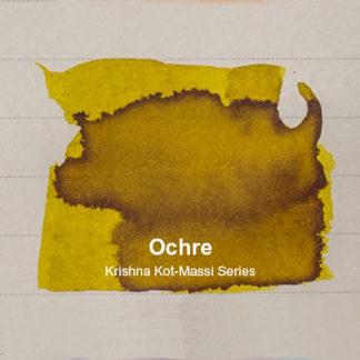 Krishna Inks Kot-Massi Series – Ochre