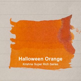 Krishna Inks Super Rich Series – Halloween Orange (Limited Edition)