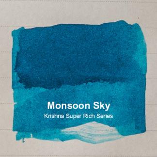 Krishna Inks Super Rich Series – Monsoon Sky
