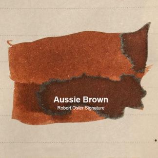 Robert Oster Signature Ink – Aussie Brown