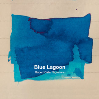 Robert Oster Signature Ink – Blue Lagoon
