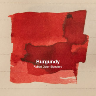 Robert Oster Signature Ink – Burgundy