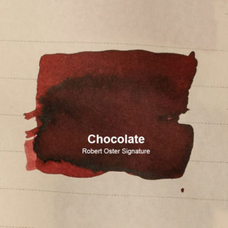 Robert Oster Signature Ink – Chocloate