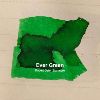 Robert Oster Signature Ink – Ever Green