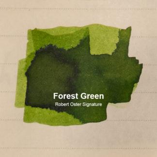 Robert Oster Signature Ink – Forest Green