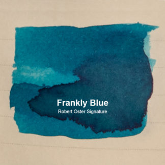 Robert Oster Signature Ink – Frankly Blue