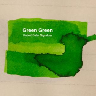 Robert Oster Signature Ink – Green Green