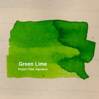 Robert Oster Signature Ink – Green Lime