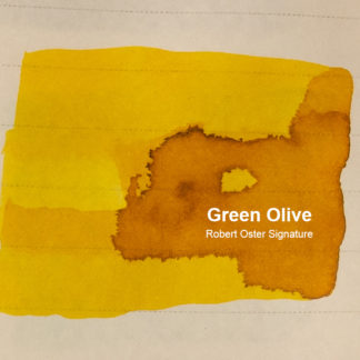 Robert Oster Signature Ink – Green Olive