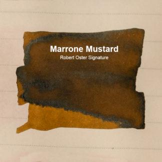 Robert Oster Signature Ink – Marrone Mustard