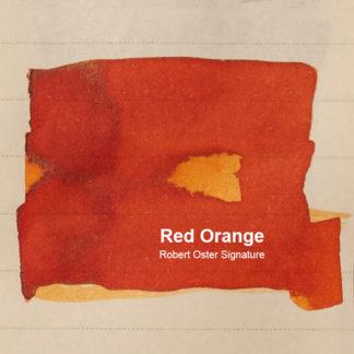 Robert Oster Signature Ink – Red Orange
