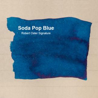 Robert Oster Signature Ink – Soda Pop Blue