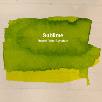 Robert Oster Signature Ink – Sublime