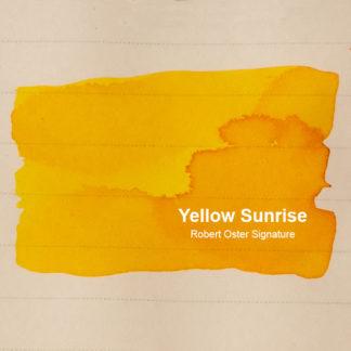 Robert Oster Signature Ink – Yellow Sunrise