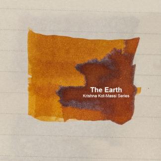 Krishna Inks Kot-Massi Series – The Earth