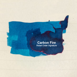 Robert Oster Signature Ink – Carbon Fire