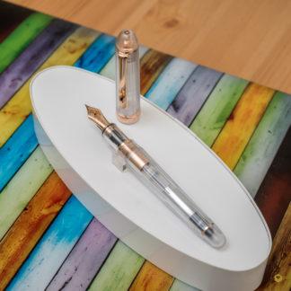 Platinum #3776 Century Nice Rose Gold Fountain Pen