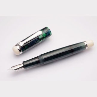 Opus 88 OMAR Green Fountain Pen