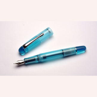 Opus 88 Picnic Blue Fountain Pen