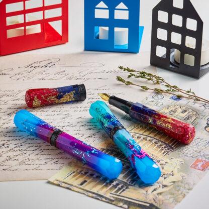 Benu Grand Scepter Fountain Pen – Grand Scepter XIII