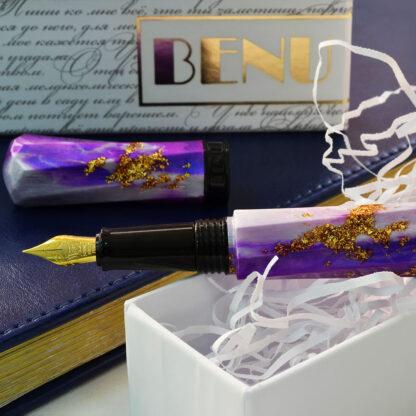 Benu Scepter Fountain Pen – Scepter V