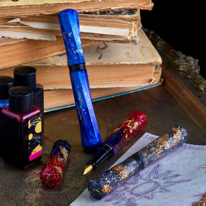 Benu Scepter Fountain Pen – Scepter VIII