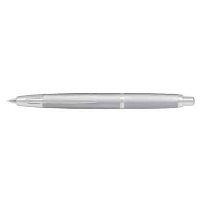 Pilot 2020 Limited Edition Capless Decimo Alumite Fountain Pen – Silver