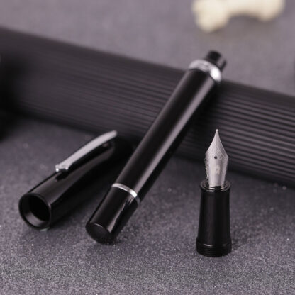 Narwhal Classic Black Fountain Pen