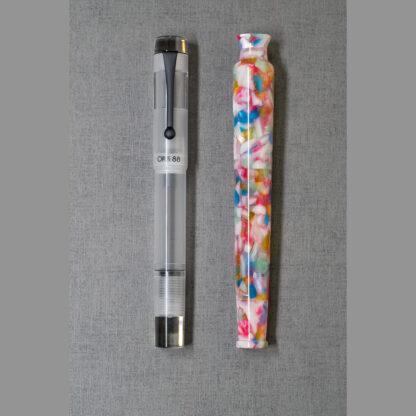 Opus 88 Flora Fountain Pen