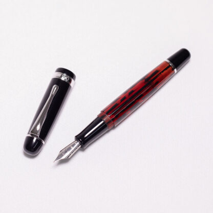 Opus 88 Jazz Red Fountain Pen