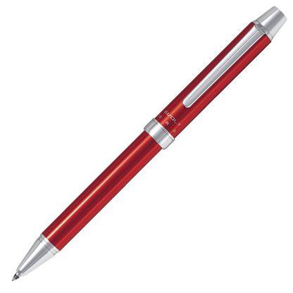 Pilot Evolt 2+1 Multi Pen – Red barrel
