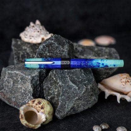 Benu Euphoria Fountain Pen – Big Wave