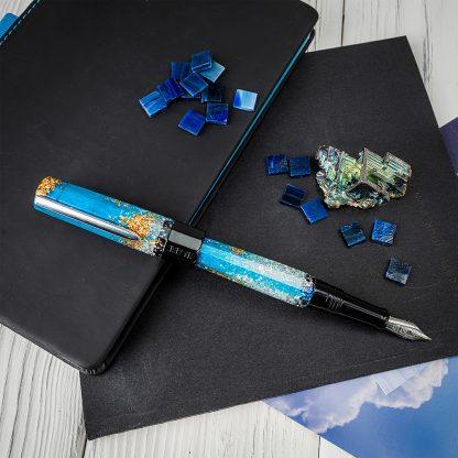 Benu Euphoria Fountain Pen – Bora Bora