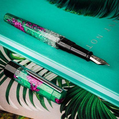 Benu Euphoria Fountain Pen – Pink Guava