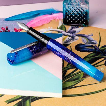 Benu Euphoria Fountain Pen – Scent of Irises