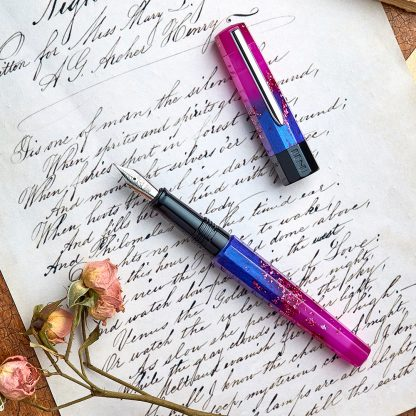 Benu Euphoria Fountain Pen – Love Story