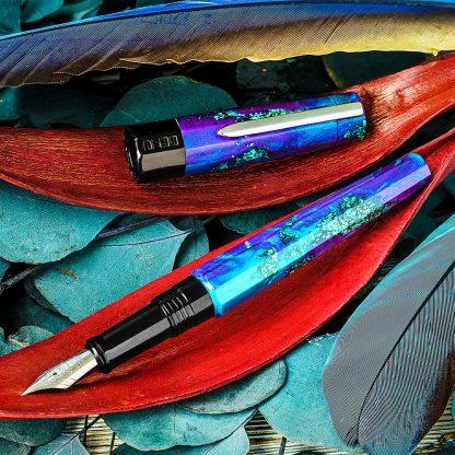 Benu Euphoria Fountain Pen – Tropical Voyage