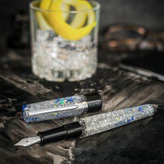 Benu Euphoria Fountain Pen – Vodka on the Rocks