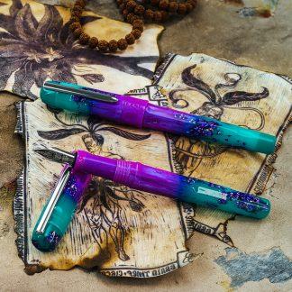 Benu Talisman Fountain Pen – Mandrake